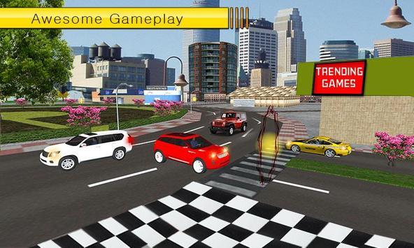 Crazy Prado SUV Simulator 2018 screenshot 10