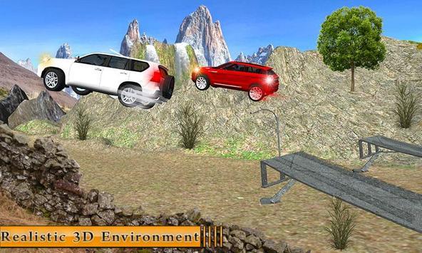 Crazy Prado SUV Simulator 2018 screenshot 1