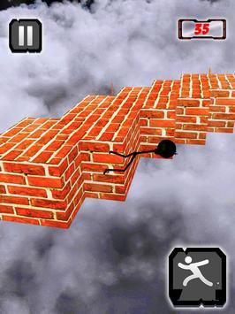 Stickman ZigZag Rush Run 3D screenshot 8