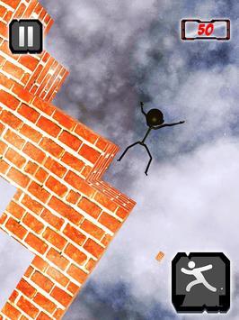 Stickman ZigZag Rush Run 3D screenshot 9