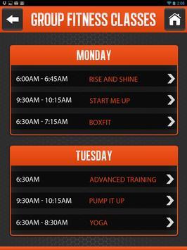 The Gym Factory apk screenshot