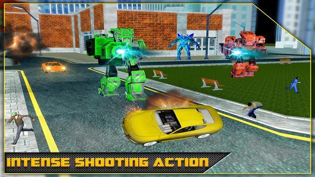 Robots War Hero Survival apk screenshot