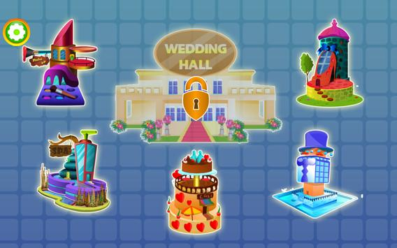 wedding planner makeover apk screenshot