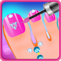 Beauty Toe Nail Salon Makeover