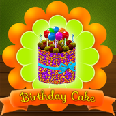 Cake Maker Cooking Game icon