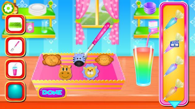 Cook Sweet Cookies for Girls screenshot 11