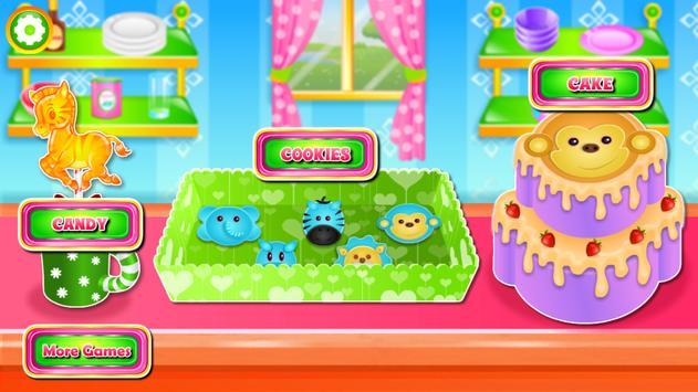 Cook Sweet Cookies for Girls screenshot 22