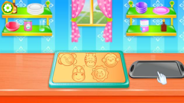 Cook Sweet Cookies for Girls screenshot 2