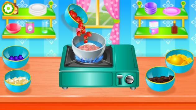 Cook Sweet Cookies for Girls screenshot 4