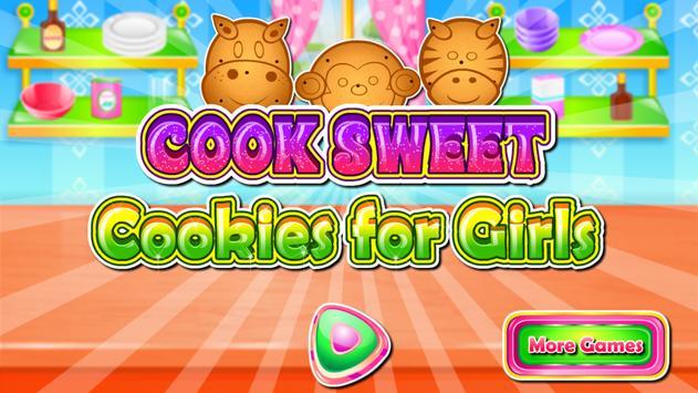 Cook Sweet Cookies for Girls screenshot 7