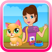 🐈Crazy Cute Cat Happy Day Out icon