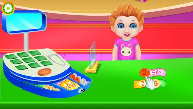 Donat Di Dapur Anak Permainan Memasak Apk Screenshot