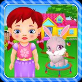 Emma Rabbit Daycare Shelter icon