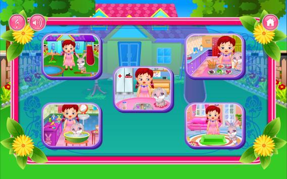 Emma Rabbit Daycare Shelter screenshot 1