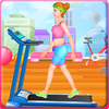 Fit Girl - Workout & Dress Up icon