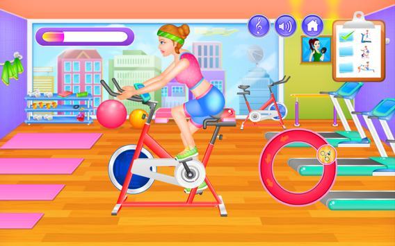 Fit Girl - Workout & Dress Up screenshot 5