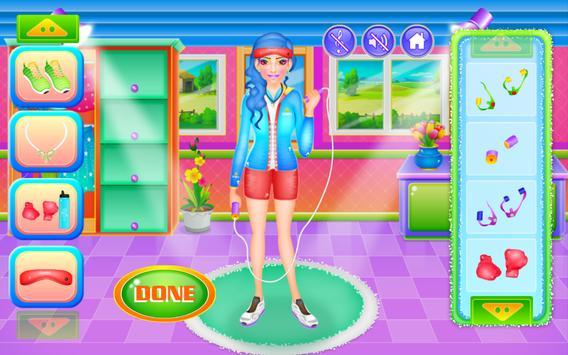 Fit Girl - Workout & Dress Up screenshot 6