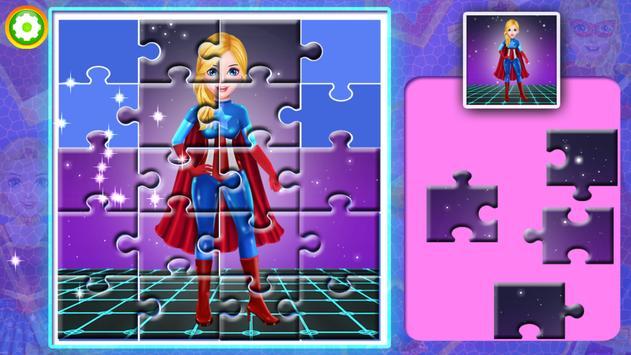 Superhero Girl Mommy Power apk screenshot