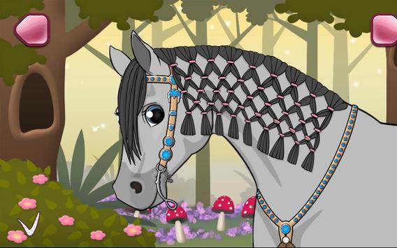 🐎 Horse Care - Mane Braiding screenshot 13