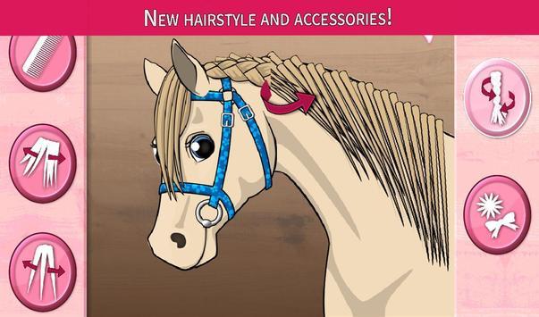 🐎 Horse Care - Mane Braiding screenshot 5