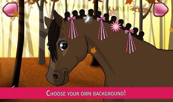 🐎 Horse Care - Mane Braiding screenshot 7