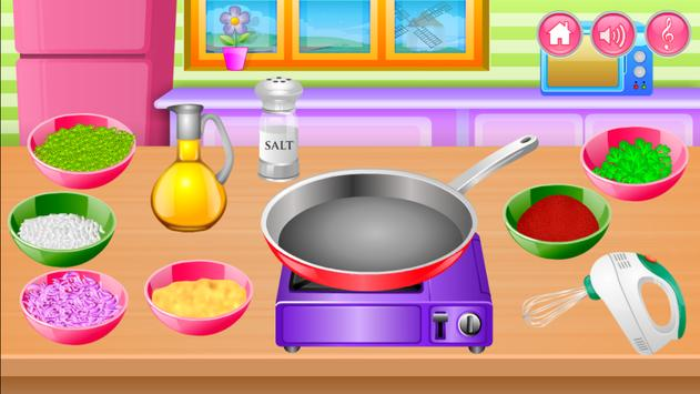Cooking in the Kitchen apk screenshot