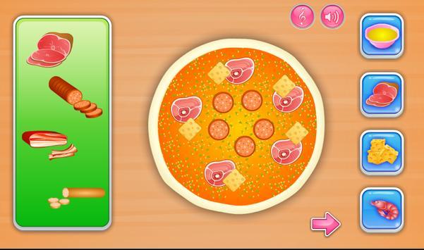 Italian Chef - Pizza Baker apk screenshot