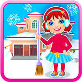 My Dream House Cleanup: Winter icon