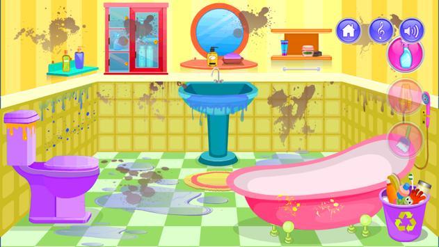 My Dream House Cleanup: Winter screenshot 4