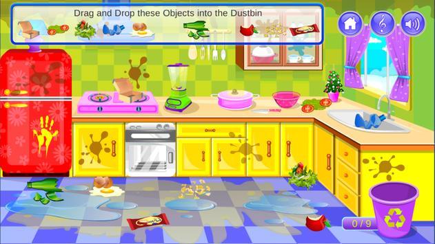 My Dream House Cleanup: Winter screenshot 1