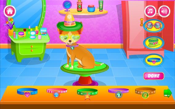 Pet Make Over Beauty Salon screenshot 1