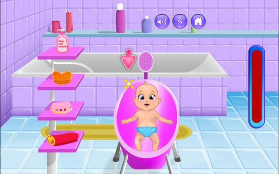 Pregnant Housewife Gives Birth apk screenshot