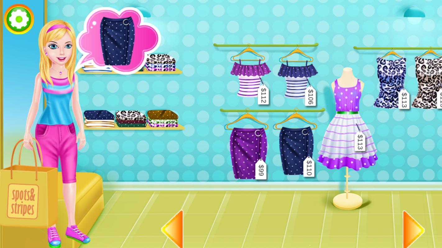 Shopaholic niñas de centros comerciales Descarga APK - Gratis Casual ...