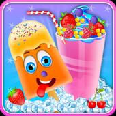 shiny sweet smoothies shop icon