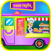 Street Food Kitchen Chef icon