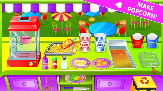 Street Food Kitchen Chef - Cooking Game poster