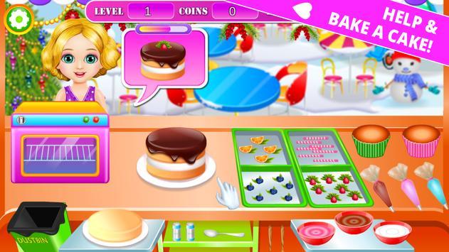 Street Food Kitchen Chef - Cooking Game apk screenshot