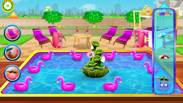 Summer Girl - Crazy Pool Party screenshot 1