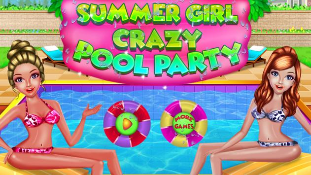 Summer Girl - Crazy Pool Party screenshot 23