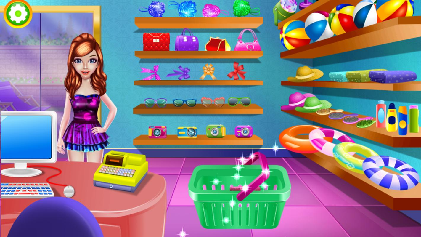 Summer Girl - Crazy Pool Party APK Download - Free Simulation GAME ...