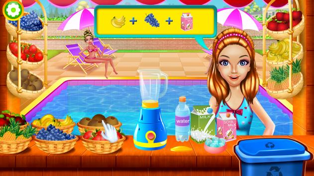 Summer Girl - Crazy Pool Party screenshot 8