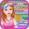 Supermarket Game For Girls