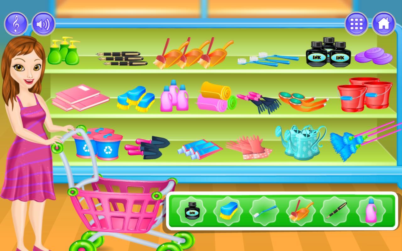Барбоскины: Игра супермаркет 1.3.4 Загрузить …
