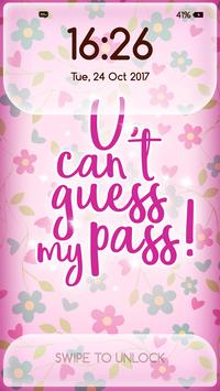 Girly lock screen wallpaper with quotes for android apk download girly lock screen wallpaper with quotes poster voltagebd Images