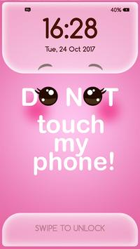 Girly Lock Screen Wallpaper with Quotes for Android - APK Download