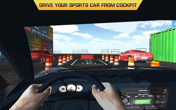 Car Parking Driving Test 2017 apk screenshot