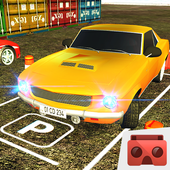 Car Parking Driving Test VR icon