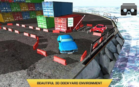 Car Parking Driving Test VR screenshot 11