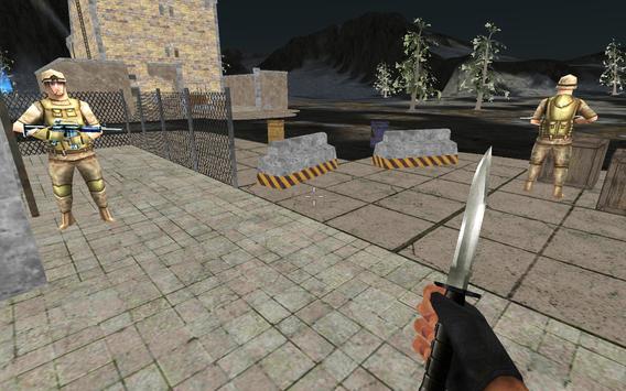 Mountain Sniper Commando War screenshot 16