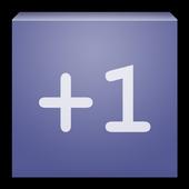 PlusOne Task List & Todo List icon